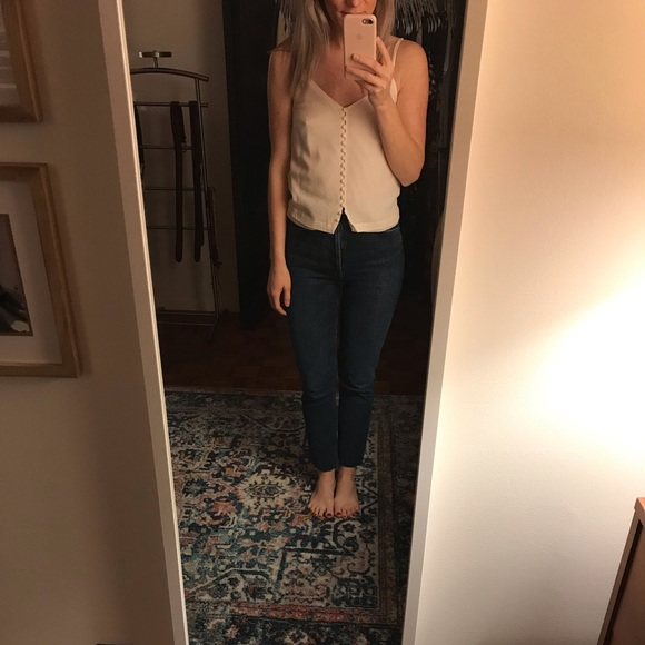 Madewell Tops - ***must sell*** Madewell button cami